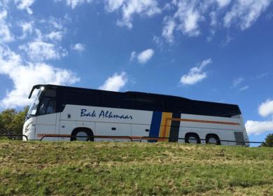Bakreizen - Bus huren