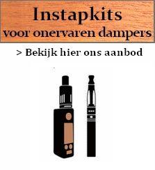 Stap over op de e-sigaret